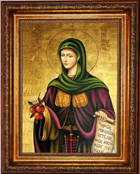 Икона преподобной Арины Каппадокийской