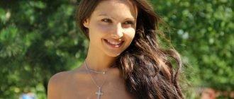 Красивая девушка Василиса