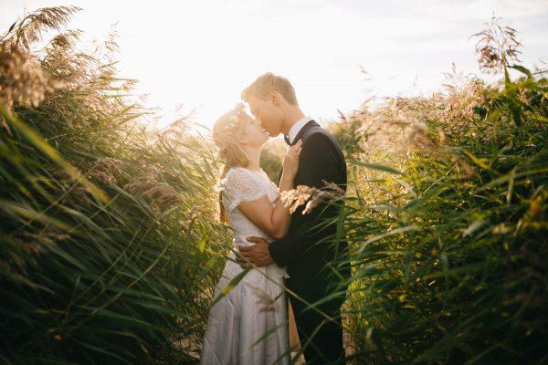 Влюблённые в поле