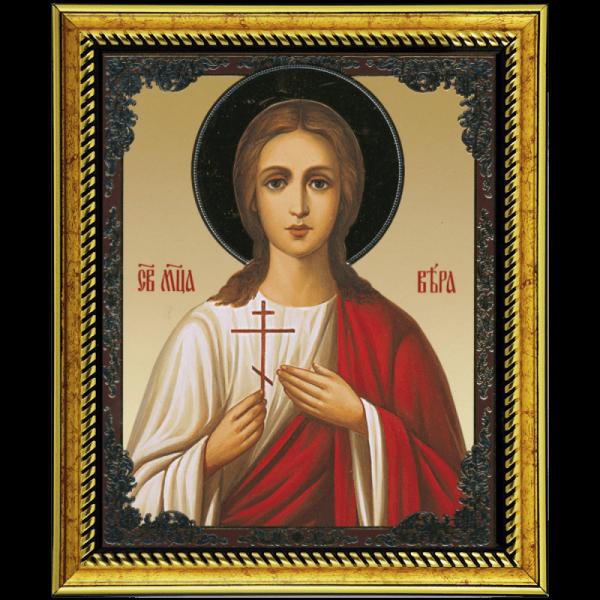 Икона Веры Римской