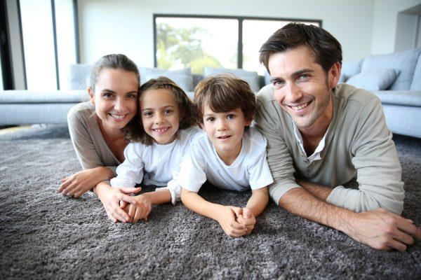 Мама, папа и дети