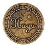 Монета с именем Надя
