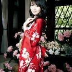 Японская певица Мидзуки Нана