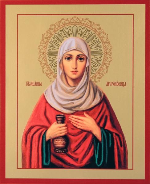 Икона святой Иоанны Мироносицы