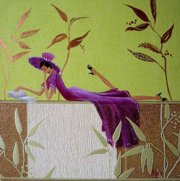 Картина Натали Арманд