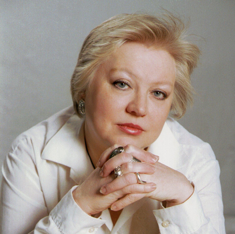 Светлана Крючкова биография актрисы, фото, ее мужья и дети 66