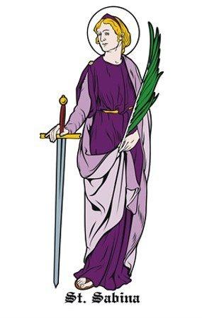 Святая Сабина Римская