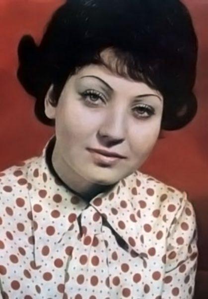 Аида Ведищева