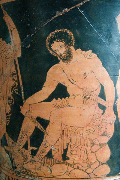 Царь Итаки Одиссей
