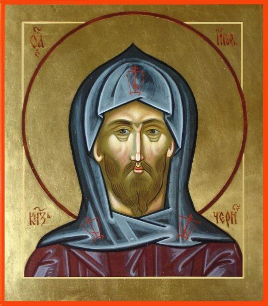 Икона святого Игоря
