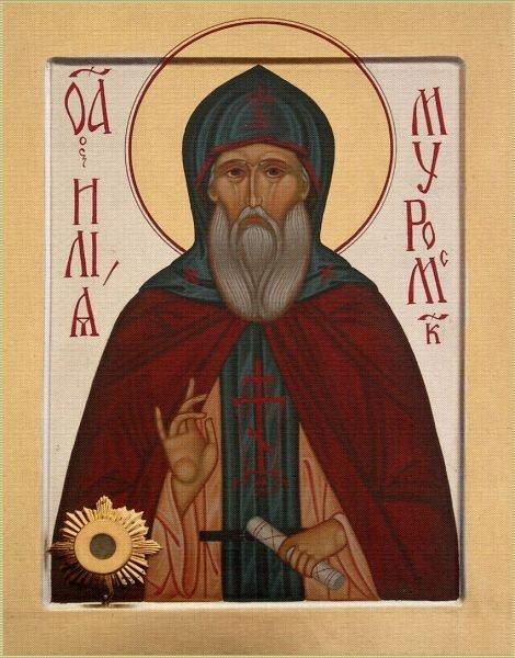 Илия Муромец (Муромский, Печерский)