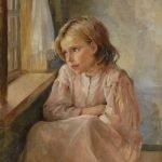 Картина Антонины Ржевской