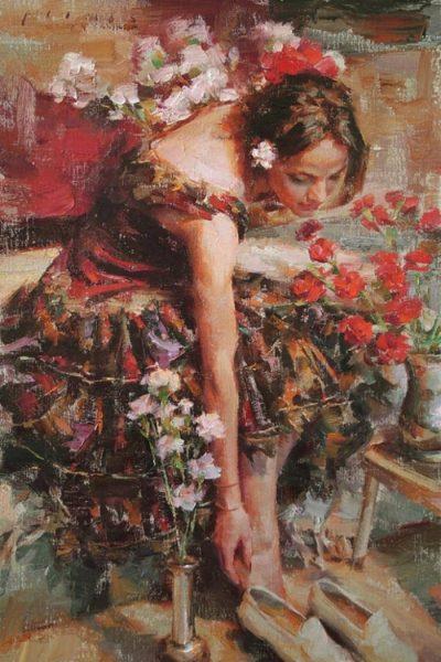 Картина Роберта Кумбса
