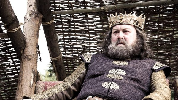 Король Роберт из «Игры престолов»