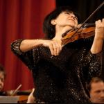 Лиана Исакадзе — грузинская скрипачка, народная артистка СССР