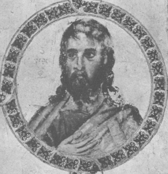 Мученик Илиодо́р Магидский (Памфилийский)