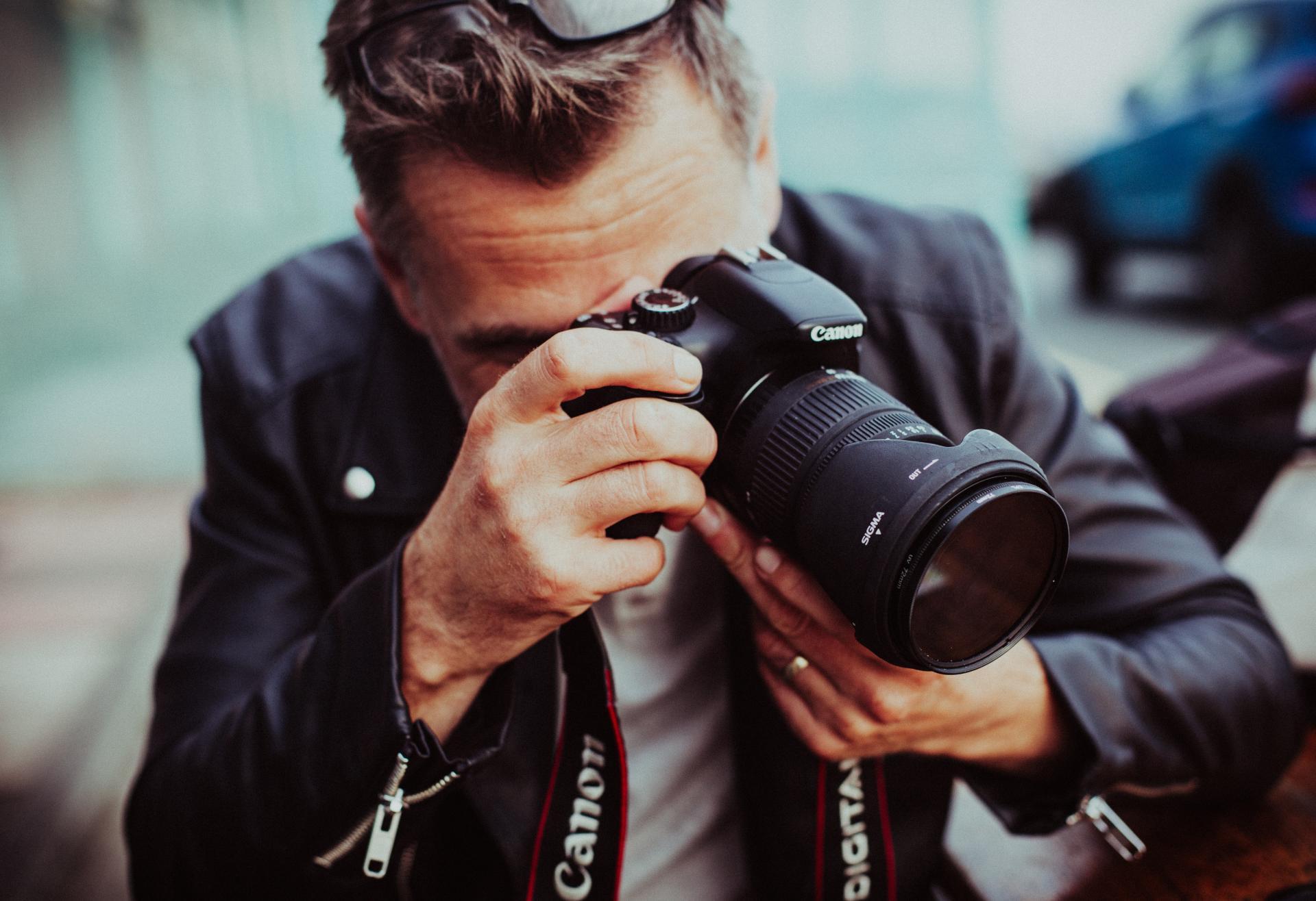 как стать самым лучшим фотографом потом, ба-бам