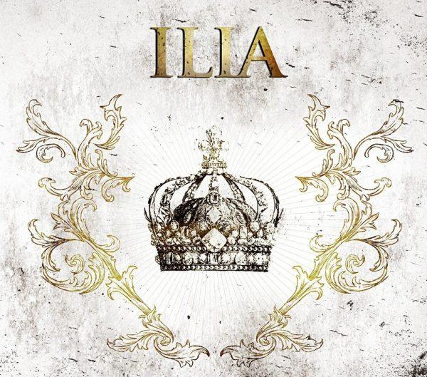Надпись ILIA