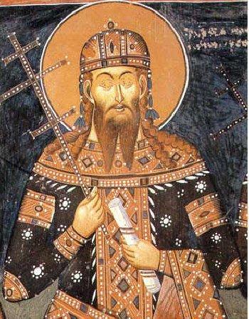 Святой Стефан, князь Сербский