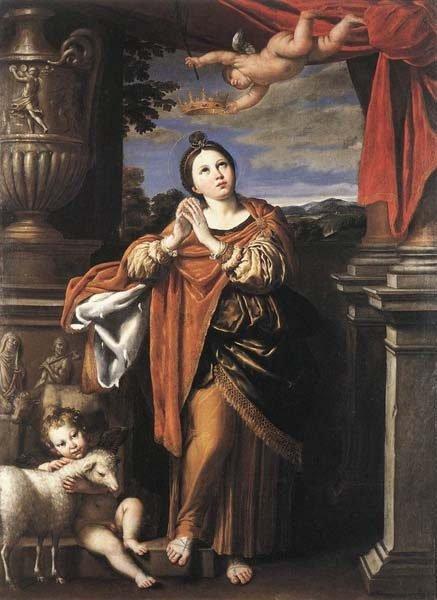 Св. Агнесса Римская