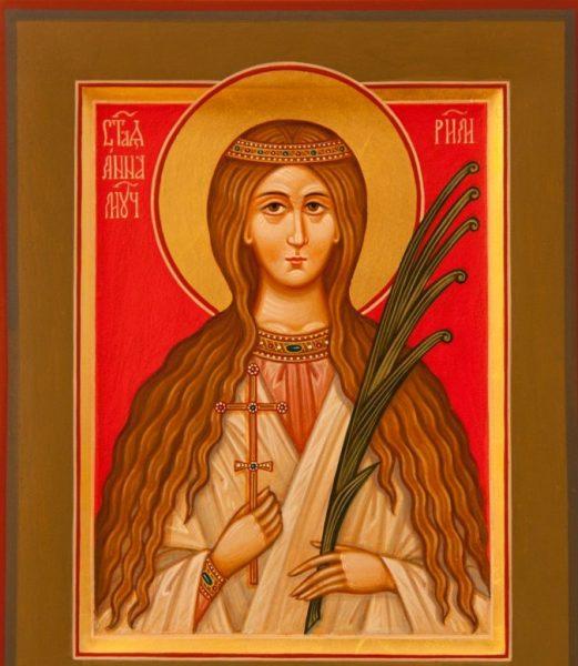 Агния Римская, христианская мученица