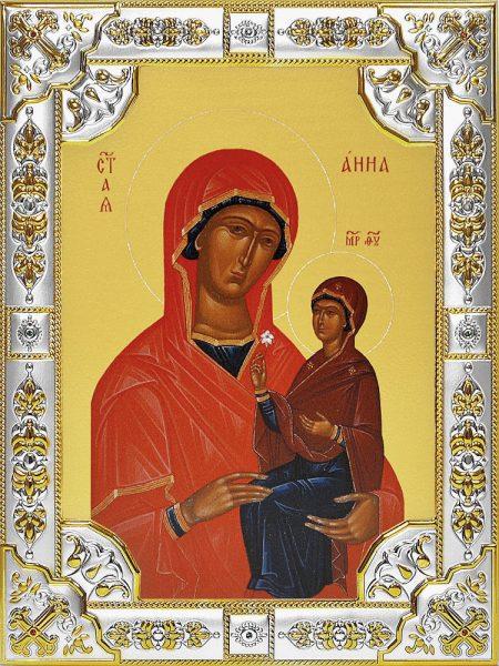 Анна, мать Богородицы