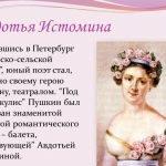 Авдотья Истомина