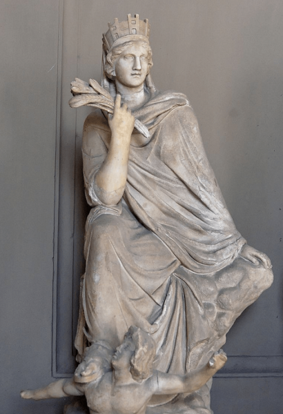 Богиня Тюхе