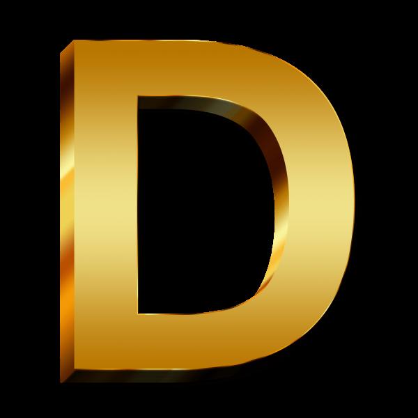 Буква «Д»