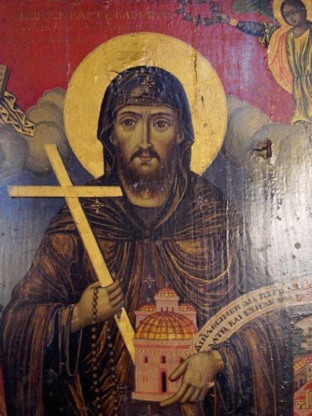 Дамиан Новый, преподобномученик