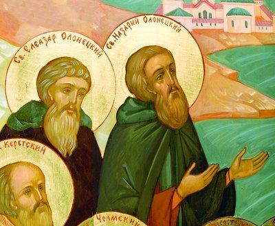 Елеазар и Назарий Олонецкие