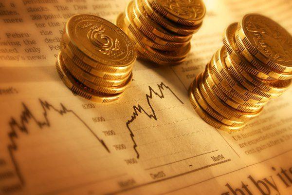 Финансовые графики и биткоин