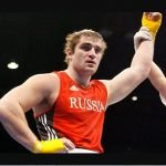 Фото Ислама Тимурзиева — российского чемпиона мира по боксу