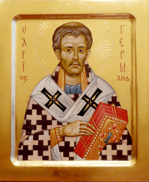 Герман Константинопольский, патриарх