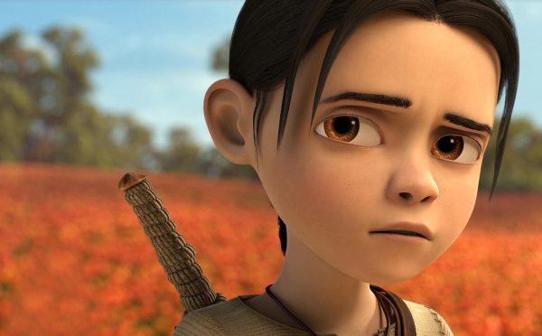 Герой мультфильма «Савва. Сердце воина»