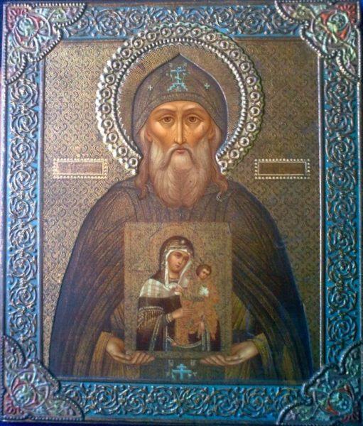 Икона Арсения Каневского