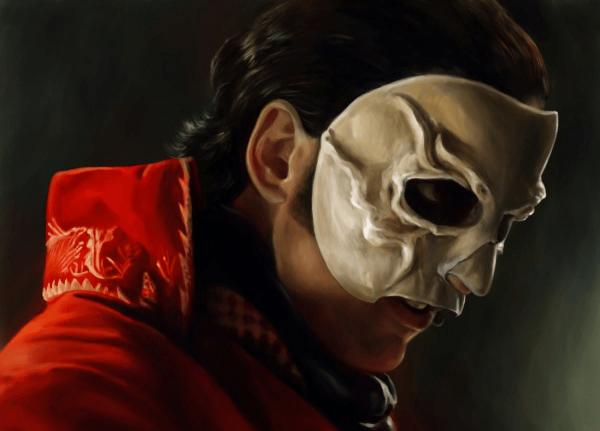 Изображение Эрика из «Призрака Оперы»