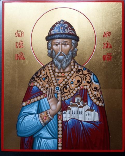 Князь Ярослав Мудрый