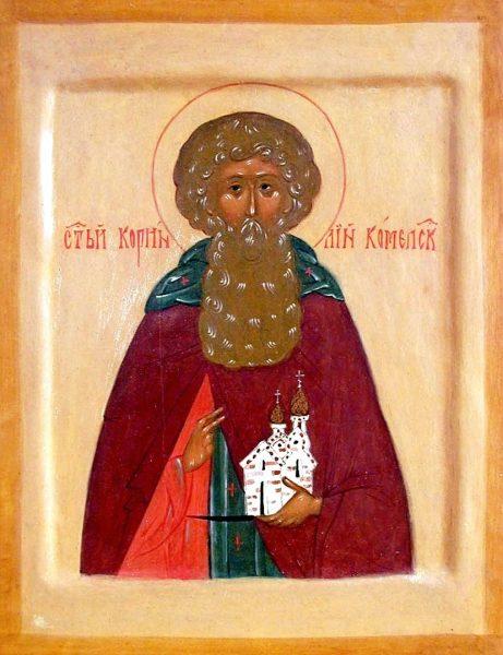 Корнилий Комельский, преподобный