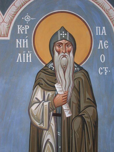 Корнилий Палеостровский, Олонецкий, игумен