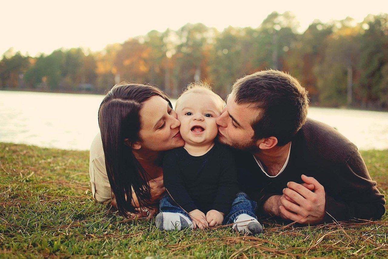 семейные картинки милые том