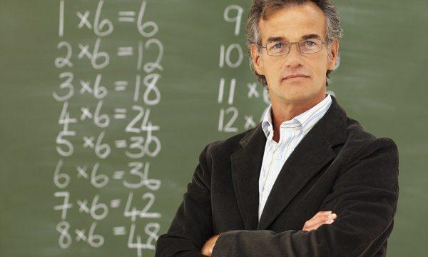 Мужчина-педагог
