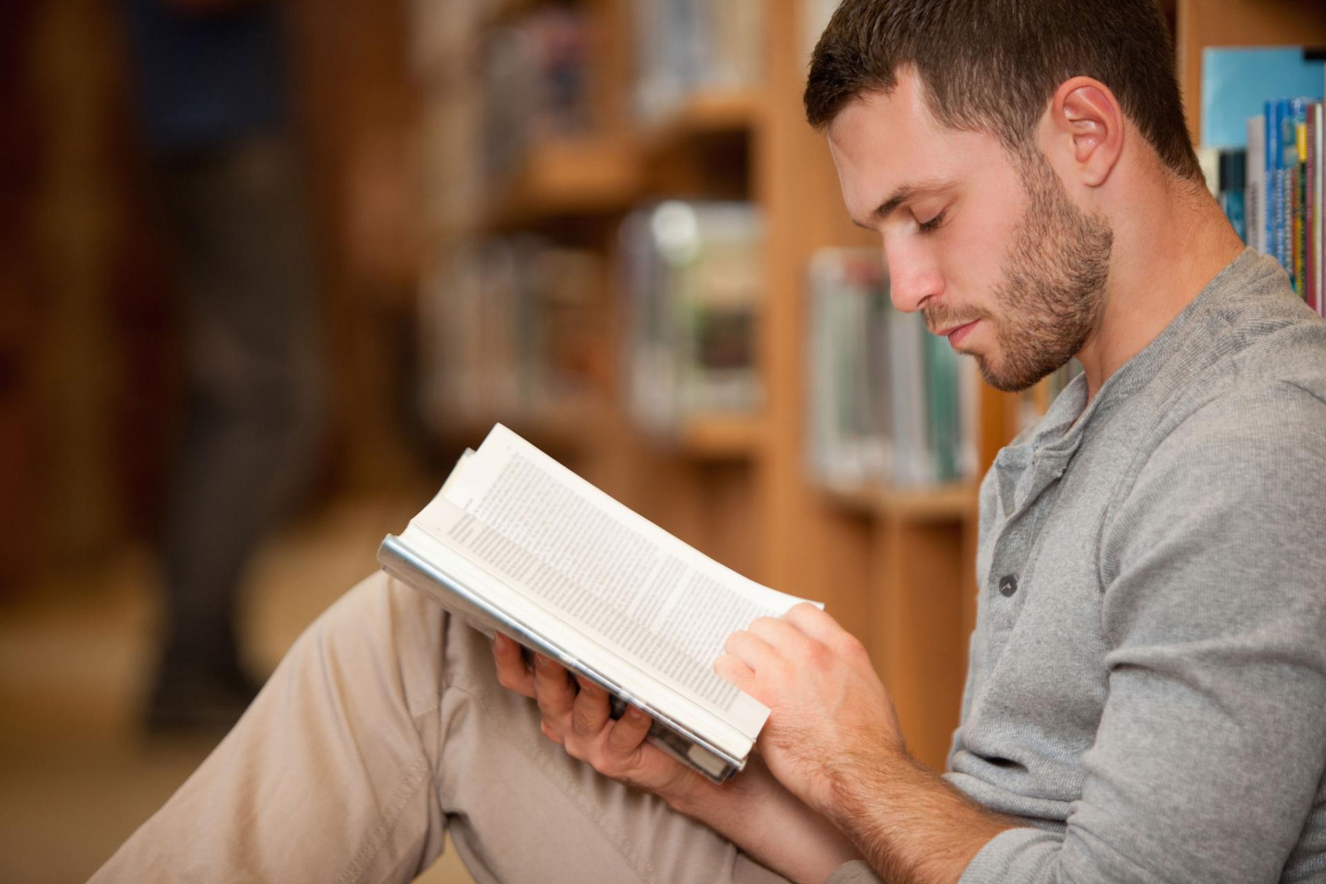фото читающих людей старт позволяет бегуну