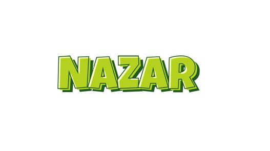 Надпись NAZAR