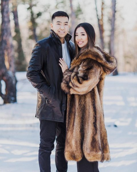 Николай и Валентина Степановы