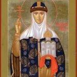 Княгиня Ольга (при крещении Елена)