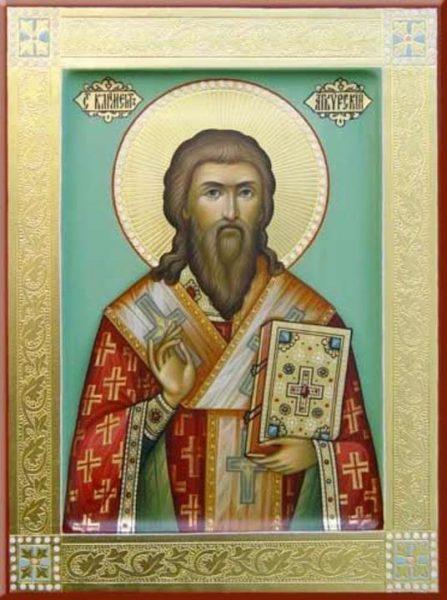 Священномученик Климент Анкирский, Многострадальный, епископ