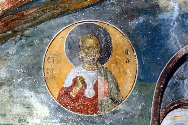 Святой мученик Савва Стратилат