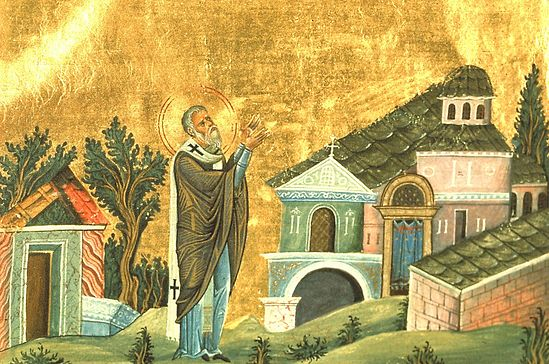 Святой Тарасий