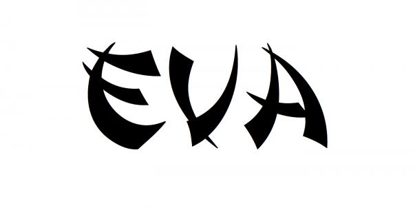 Транслитерация имени Ева